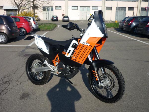 Ktm Enduro R Rally Kit Dottori